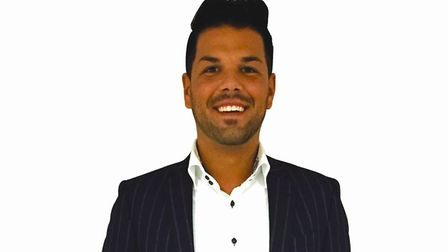 Paolo Franchi who has been appointed general manager of the Hampton by Hilton hotel at Stansted Airp