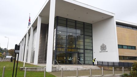 Ricky McGovern was sentenced at Ipswich Crown Court.