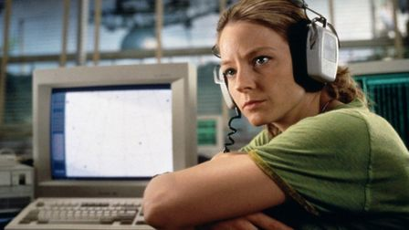 Jodie Foster stars as Dr Ellie Arroway in Robert Zemeckis' thoughtful science fiction drama, Contact