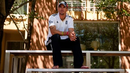 Kevin Pietersen, looks set to face Essex Eagles tomorrow night. Photo: PA