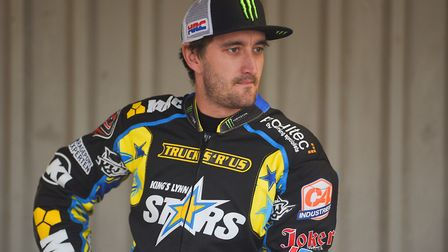 Chris Holder. Must be in with a chance at Cardiff on Saturday. PHOTO: Ian Burt