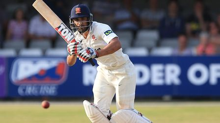 Ravi Bopara, who scored 75 but was dismissed in the final over as Essex lost to Surrey by just two r