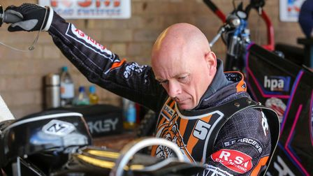 Mildenhall skipper Jon Armstrong, led the rallying call as the Fen Tiger gained a replay.