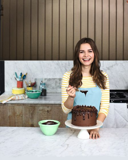 The Great British Bake Off's Martha Collison will be sharing recipes from her second book, Crave, at