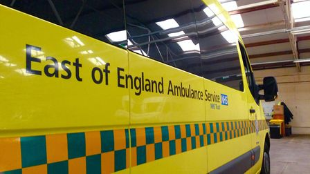 Laurence P Milton had worked for the East of England Ambulance Service for 13 years
