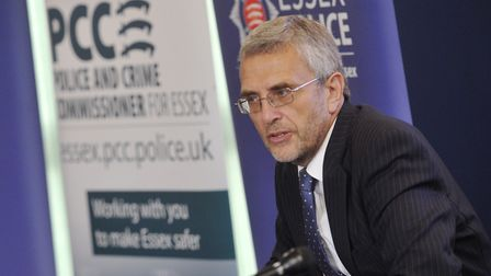 Nick Alston, former police and crime commissioner for Essex, has been named as one of the new Deputy