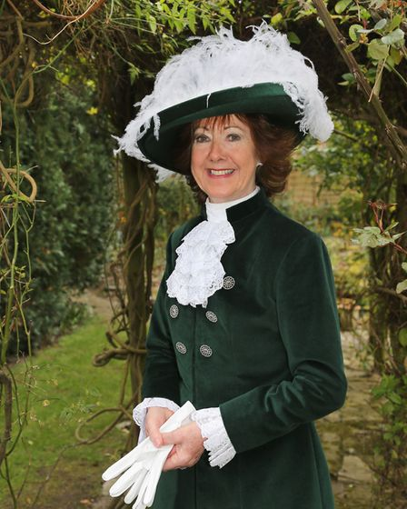 High Sheriff of Essex, Lorna Rolfe. Picture: CONTRIBUTED
