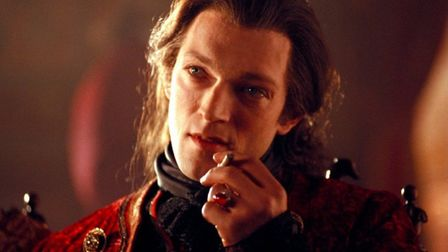 Vincent Cassel in the French blockbuster Brotherhood of the Wolf. Photo: Pathe