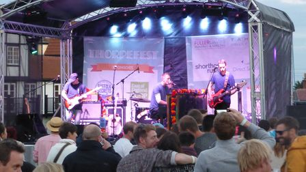 Thorpefest is taking place on Saturday. Picture: THORPEFEST/TA HOTELS