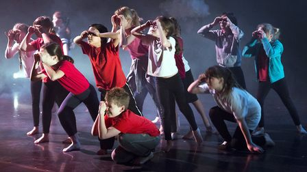Projects at DanceEast have involved people of all ages with the venue recognised nationally for its