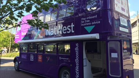 A free advice drop-in surgery is being held for businesses in Tendring will be hosted by the NatWest