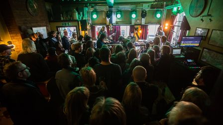 Fishclaw launch their new album in Colchester on July 7. Picture: JONATHAN DADDS