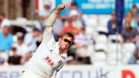 Simon Harmer is in superb form for table-toppers Essex. Picture: PA SPORT