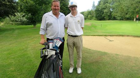 Steve Waring and his son Paul are preparing for a trip to Samsun in Turkey to play in the World Deaf
