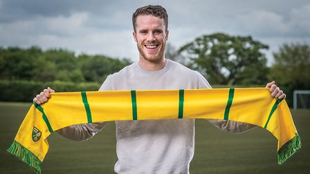 Norwich have signed Marley Watkins, another player courted by Ipswich Town.