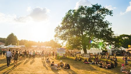 The Latitude festival 2017 is this weekend at Henham Park. Picture: MARC SETHI.