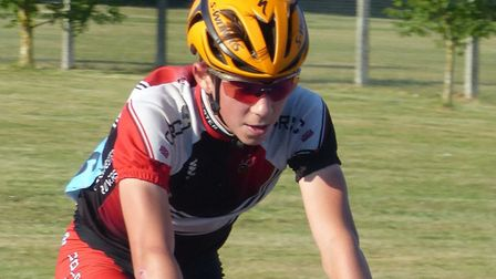 Jake Crossley takes the youth win at Trinity Park