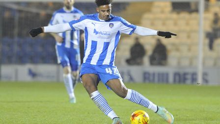 Cole Kpekawa, who could be on the brink of signing for the U's from Barnsley. Picture: SU ANDERSON