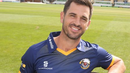 Ryan ten Doeschate led Essex with 56 runs. Picture: ARCHANT