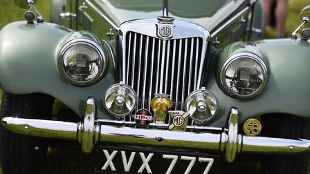 American and classic car display is happening this Sunday at the Anchor Plaza in Great Yarmouth. Pic