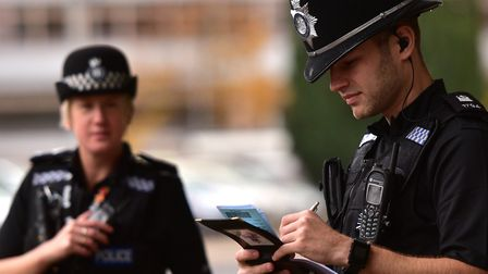 Police stock image. Picture: SARAH LUCY BROWN