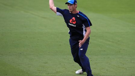Essex will be without Tom Westley, who makes his England debut on Thursday. Picture: PA SPORT