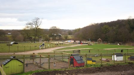Jimmy's Farm in Ipswich where Jimmy's Festival will take place. Picture: GREGG BROWN