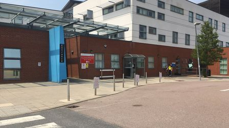 The walk-in centre in Colchester is one of three minor injuries units in north-east Essex which has