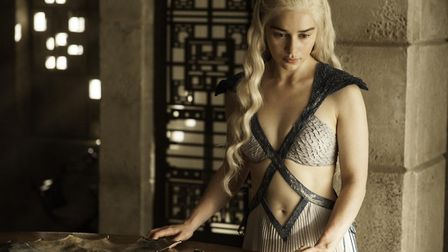 Jodie Whittaker will not be the only female action hero on television., Daenerys Targaryen, portraye