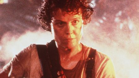 Sigourney Weaver as Ripley in Alien was one of the first female action-adventure heroines. Photo: 20