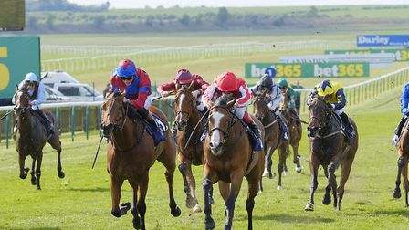 Racing goes at Newmarket on Saturday. Picture: CONTRIBUTED