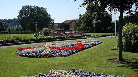 Lay down your picnic blanket in the lovely Elmhurst Park in Woodbridge this summer. Picture: ARCHANT