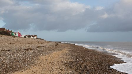 A day at Thorpeness beach means your dog can attend too! Picture: SARAH LUCY BROWN