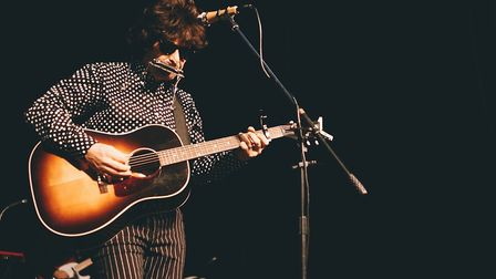 The Bob Dylan Story was a show to remember. Picture: JONNIE PAGE