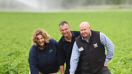 Elveden Estate is part of the Agriculture and Horticulture Development Board (AHDB) SPot Farm initia