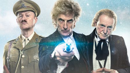 The Christmas episode of Doctor Who has been much trailed and gives away information that many viewe