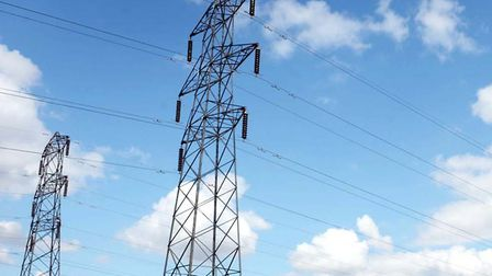 Overhead power cables have been blamed for two of the cuts. Picture: ARCHANT LIBRARY