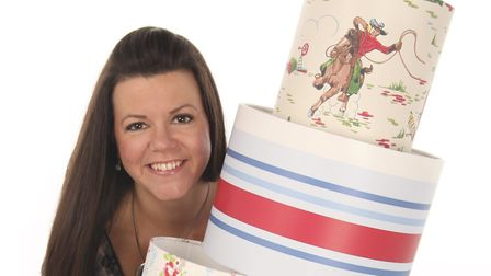 Angela Berry of The Lampshade Company.