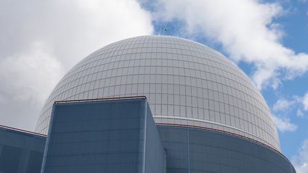 EDF Energy is the operator of Sizewell B in Suffolk. Photo: Sarah Lucy Brown