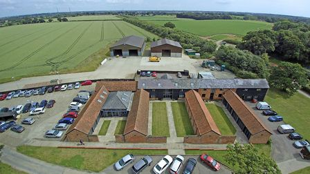 The Alton Business Centre at Wherstead, near Ipswich. Picture: Penn Commercial