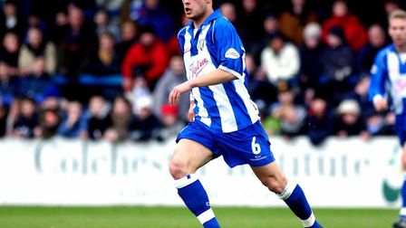 Thomas Pinault, a French midfielder who played 133 league games for the U's between 1999 and 2004.