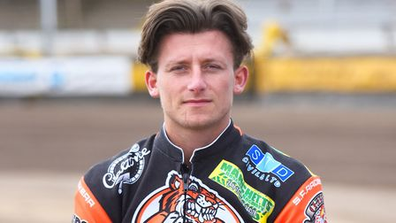 Dan Halsey, he and his Mildenhall team-mates were in great form on Tuesday night.