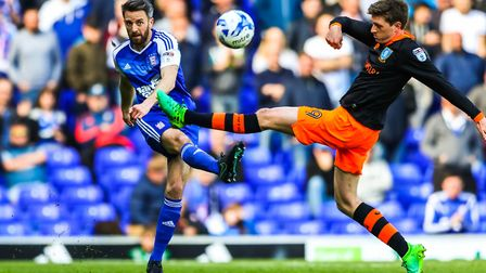 Cole Skuse looks a certain starter for Ipswich Town next weekend, but who will partner him in midfie