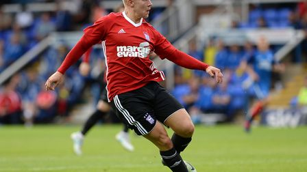 Winger Danny Rowe has impressed whenever called upon for Ipswich Town since joining from Macclesfiel