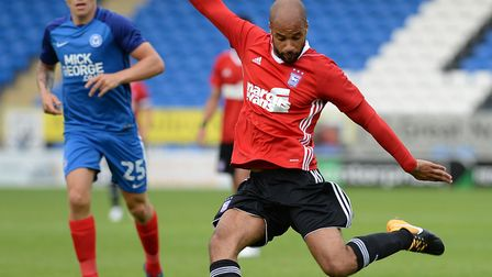 David McGoldrick is a class act for Ipswich Town, but he's struggled badly with injuries over the la