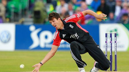 England international Steven Finn has a decision to make. Picture: PA SPORT