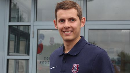 Alan Dale, who is the new Suffolk FA Referee Development officer. Picture: NICK GARNHAM
