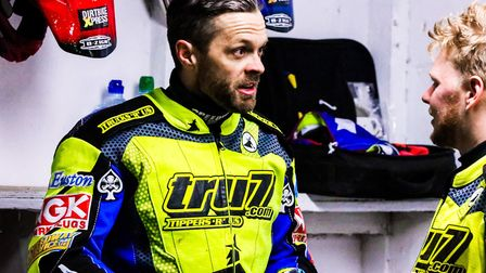 Rory Schlein led the Witches to a win at Workington. Picture: STEVE WALLER