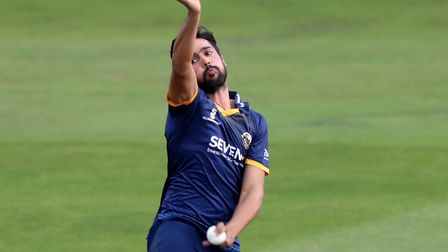 Essex's Mohammad Amir took five wickets in both innings as the leaders beat Yorkshire. Picture: PA S