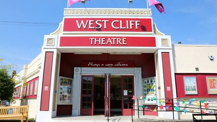 SEH BAC West Cliff Theatre renovation at Clacton-on-Sea. Picture: SEH BAC